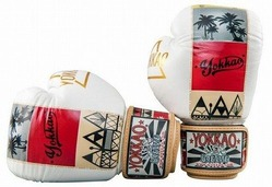 YOKKAO Freedom Muay Thai Boxing Gloves 1
