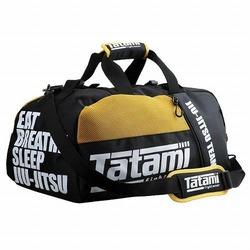 Yellow Jiu Jitsu Gear Bag 1