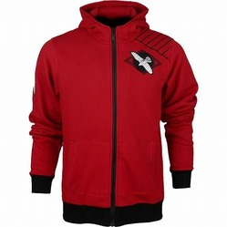 Cast Hoodie Red1