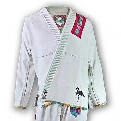 Miami Vice White Gi 1