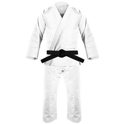 Avalanche Gi white 1