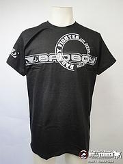 BAD BOY Tシャツ Fighter 黒