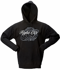 Fight Co パーカー Signature 黒