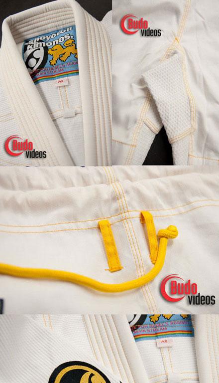 Shoyoroll 柔術衣 Comp Standard 450 白