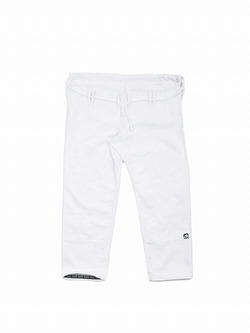 MANTO BJJ Gi Pants BASIC white1