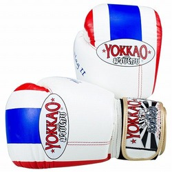 YOKKAO THAI FLAG 2 Muay Thai Gloves 1