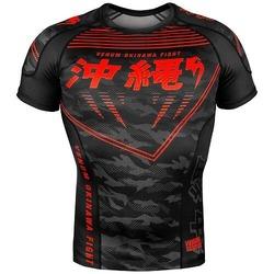Okinawa 20 Rashguard ss blackred1