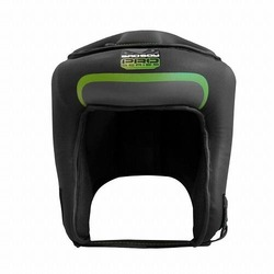 Pro Series 30 Head Guard Open Face blackgreen1