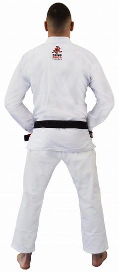 Ultra Light Kimono white 2