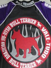 Bull Terrier Rush Guard