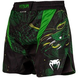 Green Viper Fightshorts BlackGreen 1
