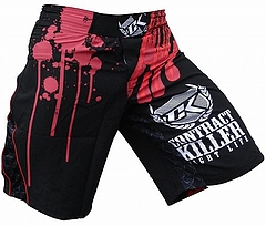 Stained Shorts Black1