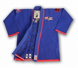 Dog Fighter Gi Blue 1