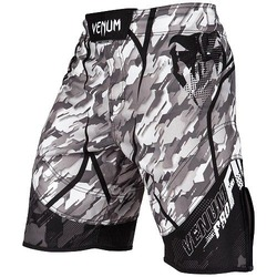 Tecmo Fightshorts blackgray1