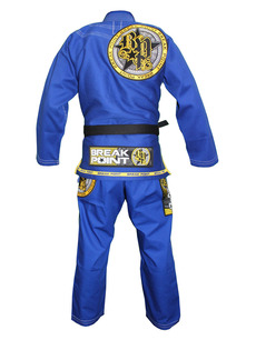 BTS Light Weight Deluxe Gi  Blue 2