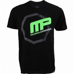 Octagon Shirt BK1