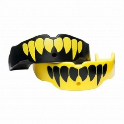 Fang Mouthguard [Neon Yellow]