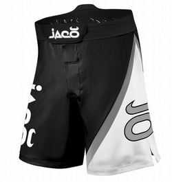 jaco Tenacity Resurgence Fight Shorts (BlackSilverlake)1