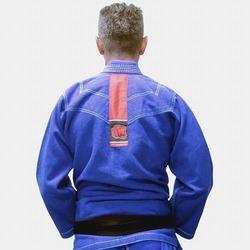 Kimono MKM Competition 2018 blue 4