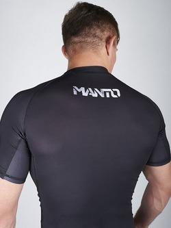 MANTO rashguard STENCIL LOGO black3