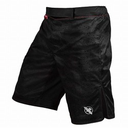 Hexagon Fight Shorts black 1