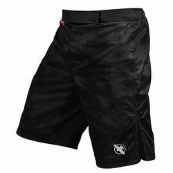 Hexagon Fight Shorts black 1