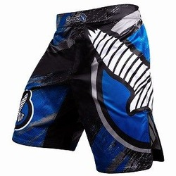 Chikara 3 Fight Shorts blue 1a