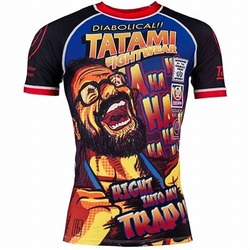 The Professor Rash Guard 1