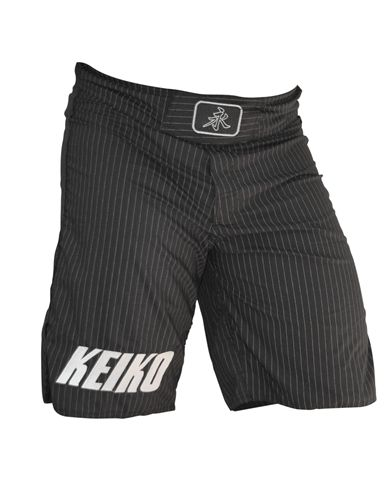 Pinstripe Shorts 1