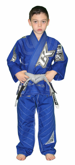 Competitor 2014 Kids Gi Blue 1