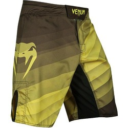 Dream Fightshorts - Black-Yellow 1