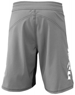 0 Fight Shorts - Gray 4