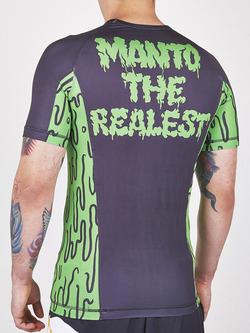 MANTO short sleeve rashguard ZOMBIE 2