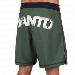 fight shorts ARMY green2