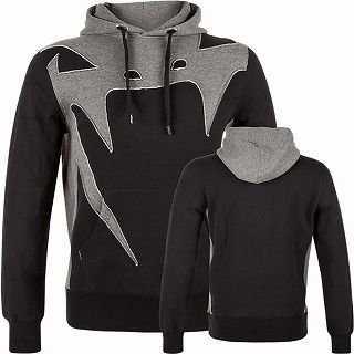 Sweat shirt Venum Assault Black Grey 1