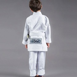 Kids Gi White 2