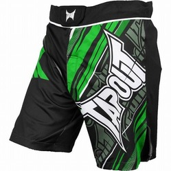 Performance Fight Shorts Green 1