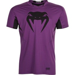 Hurricane X Fit T-shirt  purple 1