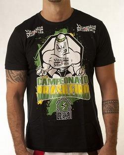 Tshirt Lerjji Brasileiro Jiu-Jitsu bk1
