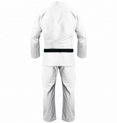 Avalanche Gi white 2