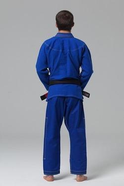 Kimono serie limitada azul 3