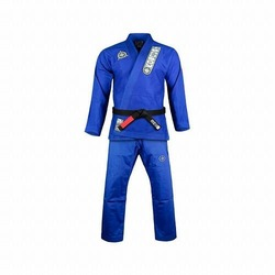 North South Training Series Youth BJJ Gi blue 1