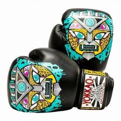 APEX Leopard Muay Thai Boxing Gloves 1