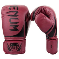 Challenger 20 Boxing Gloves redwineblack 1