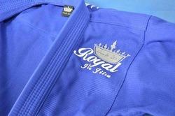 Kimono Royal Combat Extra Comp Blue4