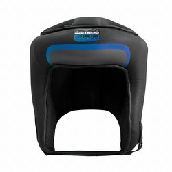 Pro Series 30 Head Guard Open Face blackblue1