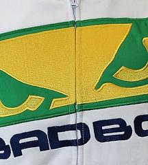 BADBOY マウリシオ・ショーグンモデル ジップパーカー フロント
