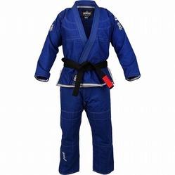 Fuji Sports Sekai BJJ Gi Blue1