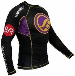 shoyoroll ranked rashguard Purple1