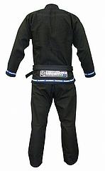 Jiu-Jitsu Gi  RVRSL Black Blue3